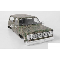 Z-B0147 RC4WD Chevrolet Blazer Hard Body Set (Digital Camo) Z-B0147 RC4WD (Z-B0147)