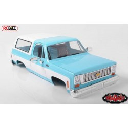 Z-B0148 RC4WD Chevrolet Blazer Hard Body Complete Set (Light Blue) (Z-B0148)