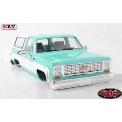 Z-B0150 RC4WD Chevrolet Blazer Hard Body Complete Set (Teal) (Z-B0150)