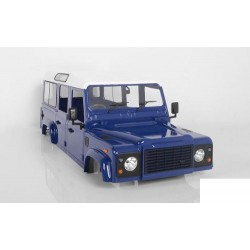 Z-B0170 RC4WD Gelande II D110 Complete Body Set (Dark Blue) Z-B0170 (Z-B0170)