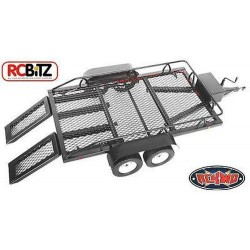 Z-H0003 BigDog 1/10 Dual Axle Scale Car/Truck Trailer (Z-H0003)