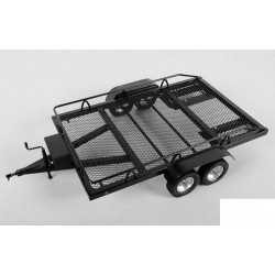 Z-H0004 BigDog 1/8 Dual Axle Scale Car/Truck Trailer Z-H0004 (Z-H0004)