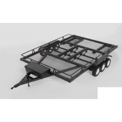 Z-H0013 BigDog 1/10 Triple Axle Scale Truck Trailer (Super Wide) Z-H0013 (Z-H0013)