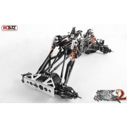Z-K0055 RC4WD 1/4 Killer Krawler 2 Kit (Black) (Z-K0055)