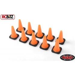 Z-S1658 1/10 Traffic Cones (Z-S1658)