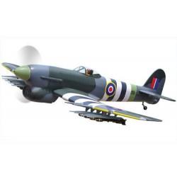Black Horse Hawker Typhoon 1B 33cc ARTF (A-BH132)