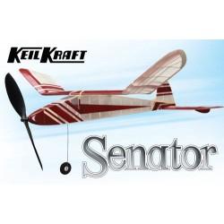 Keil Kraft Senator Kit - 32in Free-Flight Rubber Duration (A-KK2060)
