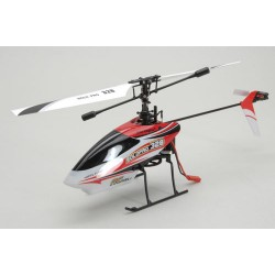 Nine Eagles Solo Pro 328 RTF (Red) (A-NE328RTFR)