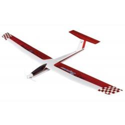 Super Flying Model Hawk T-Tail EP Glider ARTF (A-SFMEP30T)