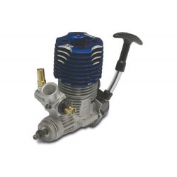O.S. MAX 12TG-X Pull Start Car Engine with 12E Carburettor (L-OS11383)