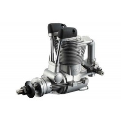 O.S. FS-95V Four Stroke Engine with F-5050 Silencer (L-OS30900)