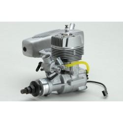 O.S. Engine GT15 Petrol with E-4020 Silencer (L-OS38160)
