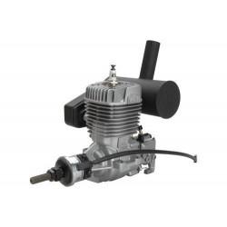 O.S. Engine GT22 Petrol with E-5040 Silencer (L-OS38200)