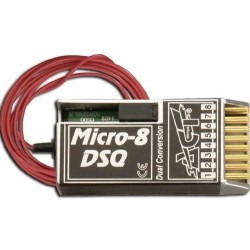 ACT Micro DSQ Receiver - 8ch 35 FM (P-ACT524003)