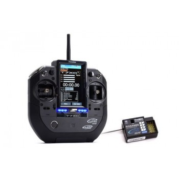 Futaba T7XC Combo 7-Channel 2.4GHz Transmitter including R334SBS Rx (P-CB7XC)