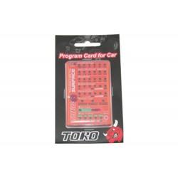 DHK Maximus & Zombie - 80A ESC Programming Card (P-DHKP118) (P-DHKP118)