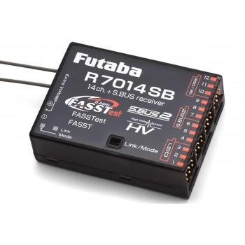 Futaba 32MZ COMBO with R7014SB & Case (P-CB32MZ-UK)