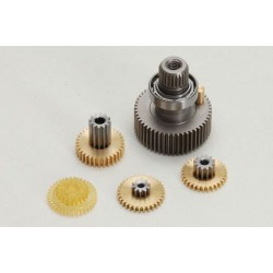 Futaba BLS551 - Gear Set (Y-EBS3378)