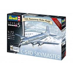 Revell C-54D Skymaster 1:72 (Kit 03910)
