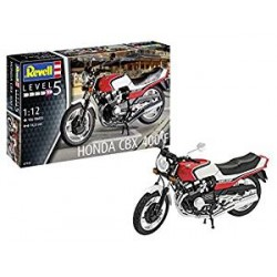 Revell Honda CBX 400 F Plastic Model Kit White 1:12 (07939)