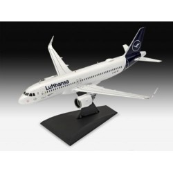 Revell Model Set Airbus A320 Neo 'Lufthansa' (New Livery) (63942) (REV63942)