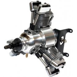 Saito FA-120R3 Four Stroke Radial Engine (SAT120R3)
