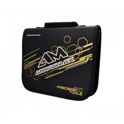 Arrowmax Tool Bag V4 Black Golden (AM199613)