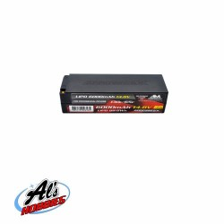 Arrowmax Lipo 6000mAh 4S 14.8V 65/130C (AM700610)