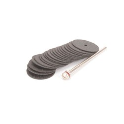 Core RC Carborundum Cut-Off Discs x 20+1 Mandrel (CR658)