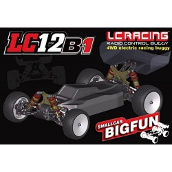 LC Racing LC12B1 Buggy Kit (LC12B1-HK)
