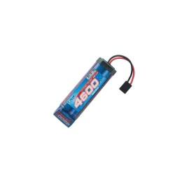 LRP Hyper Pack 4600 NiMh Straight 8.4V-TRX Plug (LRP71154)