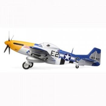 E-Flite P-51D Mustang 1.5m SMART BNF Basic (A-EFL01250)