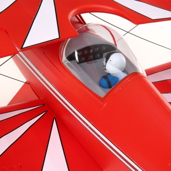 E-Flite Pitts S-1S 850mm BNF Basic with AS3X and SAFE Select (A-EFL3550)