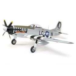 E-Flite P-51D Mustang 1.2m BNF Basic w/AS3X and SS (A-EFL8950)