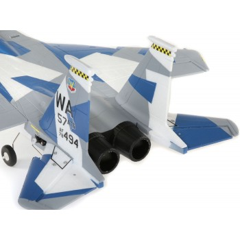 E-FLITE F-15 Eagle 64mm EDF BNF Basic (A-EFL9750)