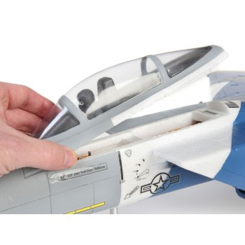 E-FLITE F-15 Eagle 64mm EDF PNP (A-EFL9775)