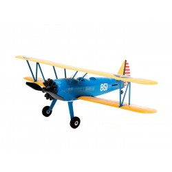 E-Flite UMX PT-17 with AS3X BNF (A-EFLU3080)