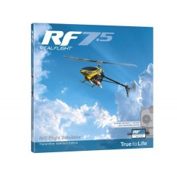 Realflight 7.5 with Wired Interface (A-GPMZ4525)