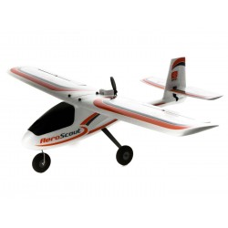 HobbyZone AeroScout S 1.1m BNF Basic (A-HBZ3850)