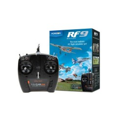 Real Flight RF9 Flight Simulator with Spektrum Controller (A-RFL1100)