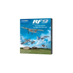 Real Flight RF9 Flight Simulator Software Only (A-RFL1101)