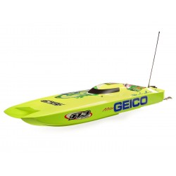 ProBoat Miss GEICO Zelos 36'' Twin Brushless Catamaran RTR (B-PRB08040)