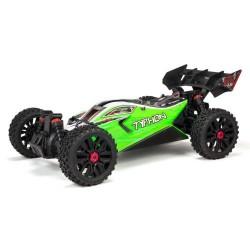 ARRMA 1/8 TYPHON MEGA 4WD Speed Buggy RTR Green (C-ARA102694I)