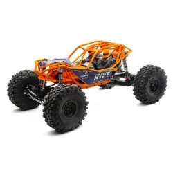 AXIAL 1/10 RBX10 Ryft 4WD Brushless Rock Bouncer RTR Orange (C-AXI03005T1)