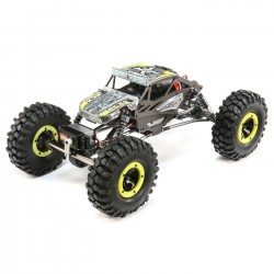 ECX 1/18 4WD Temper Gen 2 Brushed: Yellow RTR Int (C-ECX01015IT1)