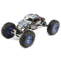 ECX 1/18 4WD Temper Gen 2 Brushed: Blue RTR Int (C-ECX01015IT2)