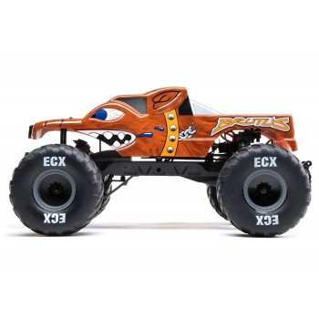 ECX Brutus 2WD 1/10 Monster Truck RTR (C-ECX03055)