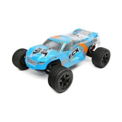 ECX 1/10 2wd Circuit Brushed Lipo: Blue/Org RTR INT (C-ECX03330IT2)