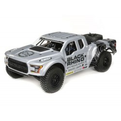 Losi Ford Raptor Black Rhino White 1/10th 4wd RTR (C-LOS03020T2)