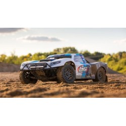 Losi 1/5 5IVE-T 2.0 4WD SCT BND Grey/Blue/White (C-LOS05014T1)